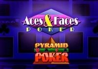 Pyramid Poker: Aces & Faces Poker